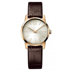Buy Calvin Klein Ladies Watch City K2G23620