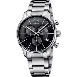 Buy Calvin Klein Men's Watch City K2G27143 Chronograph