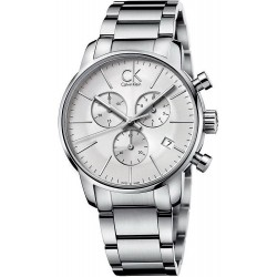 Buy Calvin Klein Men's Watch City K2G27146 Chronograph