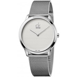 Buy Calvin Klein Men's Watch Minimal K3M2112Y