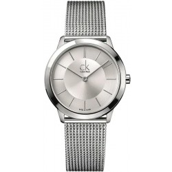 Buy Calvin Klein Ladies Watch Minimal K3M22126