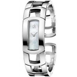 Buy Calvin Klein Ladies Watch Dress Middle K3Y2M11G