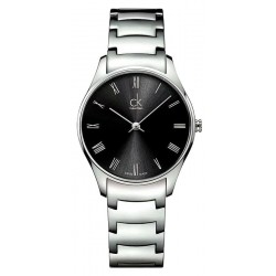 Buy Calvin Klein Ladies Watch New Classic K4D2214Y