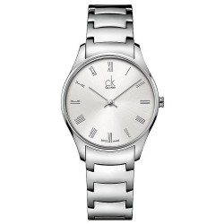 Buy Calvin Klein Ladies Watch New Classic K4D2214Z