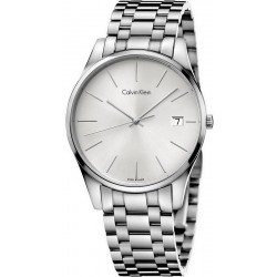 Buy Calvin Klein Men's Watch Time K4N21146