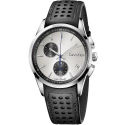 Buy Calvin Klein Men's Watch Bold K5A371C6 Chronograph