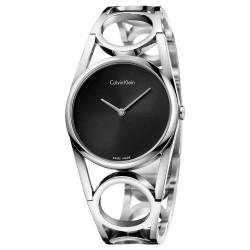 Buy Calvin Klein Ladies Watch Round K5U2M141