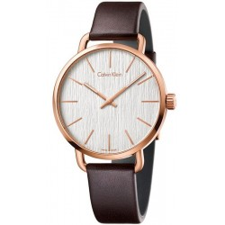 Buy Calvin Klein Men's Watch Even K7B216G6