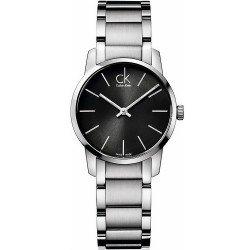 Buy Calvin Klein Ladies Watch City K2G23161