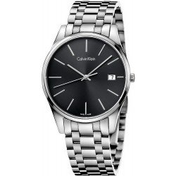Buy Calvin Klein Men's Watch Time K4N21141