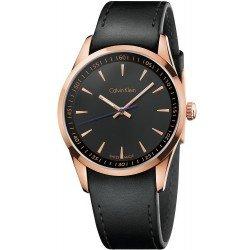 Calvin Klein Men's Watch Bold K5A316C1