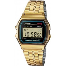 Buy Casio Vintage Unisex Watch A159WGEA-1EF