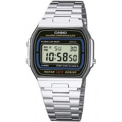 Buy Casio Vintage Unisex Watch A164WA-1VES