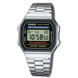 Buy Casio Collection Unisex Watch A168WA-1YES