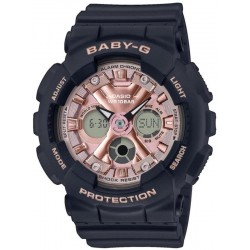 Casio Baby-G Ladies Watch BA-130-1A4ER