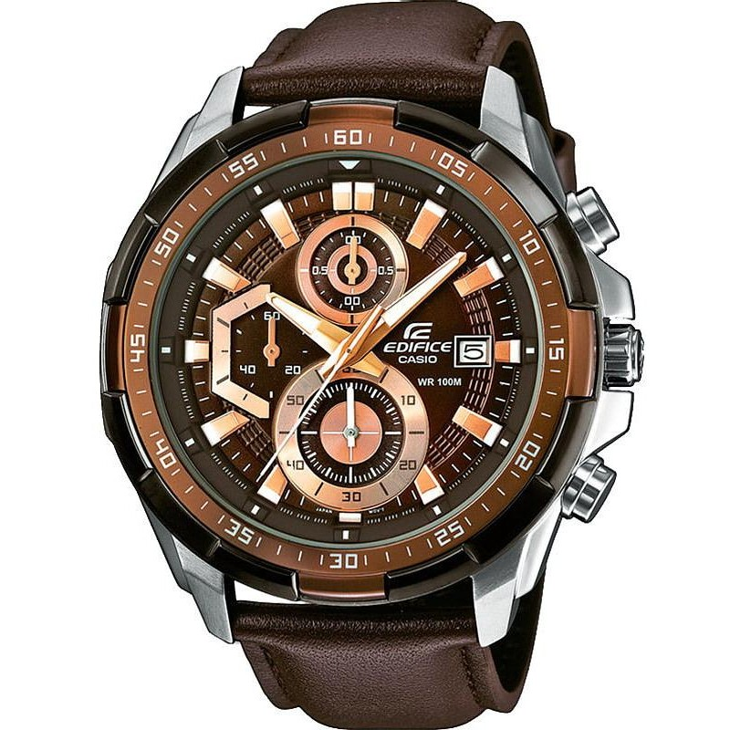 36b08a23ca9e Casio Edifice Men s Watch EFR-539L-5AVUEF Chronograph - New Fashion ...