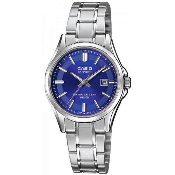 Buy Casio Collection Ladies Watch LTS-100D-2A2VEF
