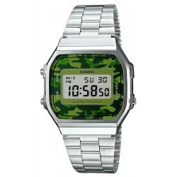 Buy Casio Collection Unisex Watch A168WEC-3EF