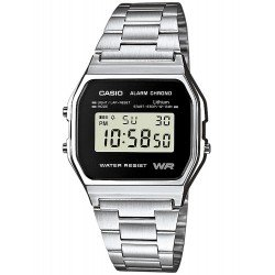 Buy Casio Collection Unisex Watch A158WEA-1EF