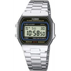 Buy Casio Collection Unisex Watch A164WA-1VES