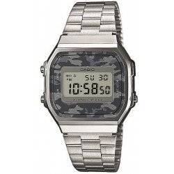 Buy Casio Collection Unisex Watch A168WEC-1EF