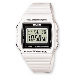 Buy Casio Collection Unisex Watch W-215H-7AVEF