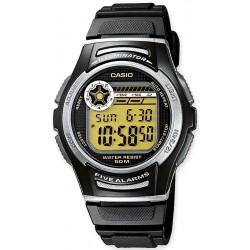 Buy Casio Collection Men's Watch W-213-9AVES