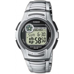 Buy Casio Collection Men's Watch W-213D-1AVES
