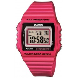 Buy Casio Collection Unisex Watch W-215H-4AVEF