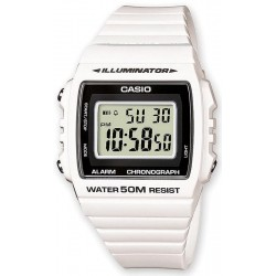 Casio Collection Unisex Watch W-215H-7AVEF
