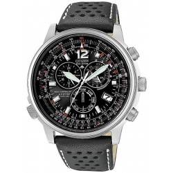 Buy Citizen Men's Watch Chrono Eco-Drive Radiocontrolled AS4020-36E