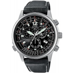 Buy Citizen Men's Watch Chrono Eco-Drive Radio Controlled Titanium AS4050-01E