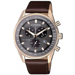 Buy Citizen Men's Watch Chrono Eco-Drive AT2393-17H