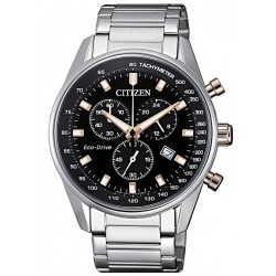 Buy Citizen Men's Watch Chrono Eco-Drive AT2396-86E