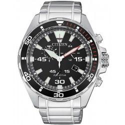 Citizen Men's Watch Chrono Sport Eco-Drive AT2430-80E