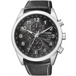 Buy Citizen Men's Watch Chrono Eco-Drive Radio Controlled AT8011-04E