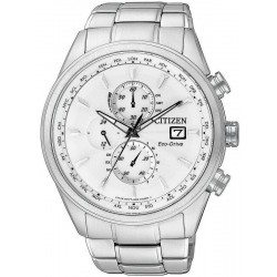 Citizen Men's Watch Chrono Eco-Drive Radio Controlled AT8011-55A