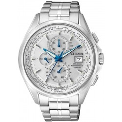 Buy Citizen Men's Watch Radio Controlled H800 Eco-Drive Titanium AT8130-56A