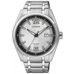 Citizen Men's Watch Super Titanium Eco-Drive AW1240-57B