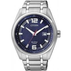 Citizen Men's Watch Super Titanium Eco-Drive AW1240-57M