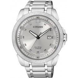 Citizen Men's Watch Super Titanium Eco-Drive AW1330-56A