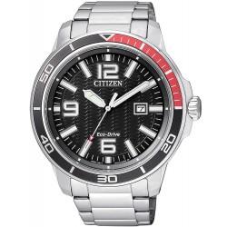Citizen Men's Watch Marine Eco-Drive AW1520-51E