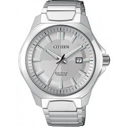 Citizen Men's Watch Super Titanium Eco-Drive AW1540-53A
