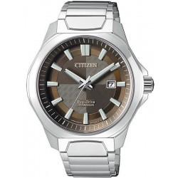Citizen Men's Watch Super Titanium Eco-Drive AW1540-53W