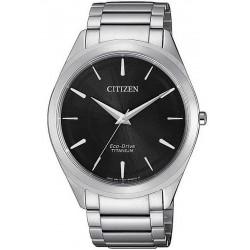 Citizen Men's Watch Super Titanium Eco-Drive BJ6520-82E