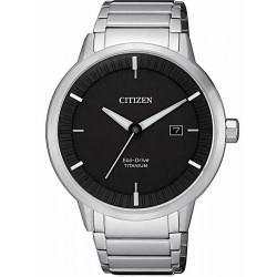 Citizen Men's Watch Super Titanium Eco-Drive BM7420-82E