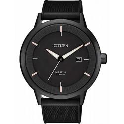 Citizen Men's Watch Super Titanium Eco-Drive BM7425-11H