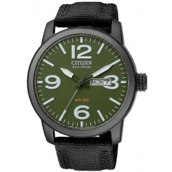 Citizen Men's Watch Military Eco-Drive BM8476-15X
