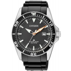 Citizen Men's Watch Promaster Marine Diver's Eco-Drive 200M BN0100-42E