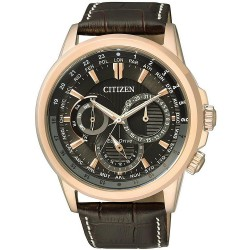 Buy Citizen Men's Watch Calendrier Eco-Drive BU2023-12E Multifunction